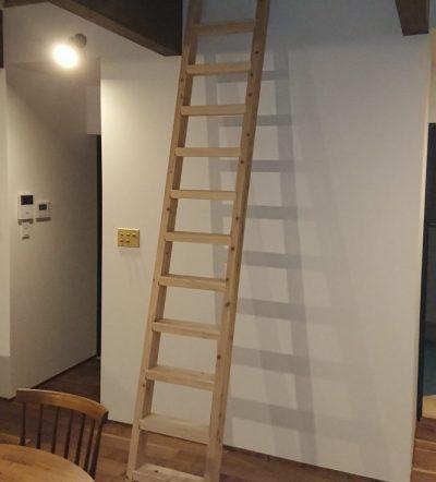 室内はしご